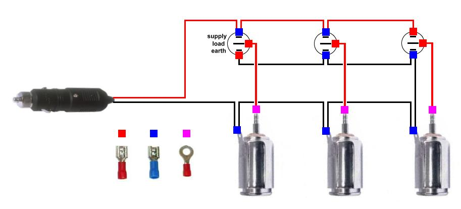 Diagram  12 Volt Plug Wiring Diagram Wiring Diagram Full