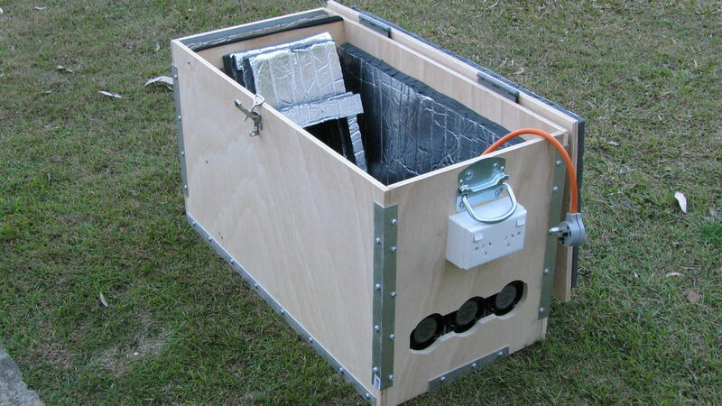 Portable Generator Enclosure For Generator : Generator soundproof box