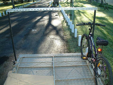Kens Kimberley Kamper Bike Rack